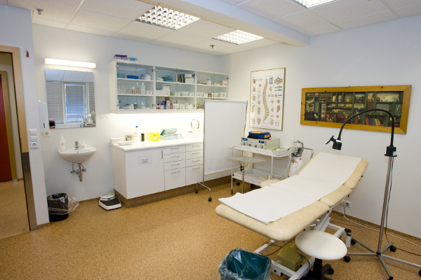 The Office Cleaners - Janitorial Services - Medical Office Image