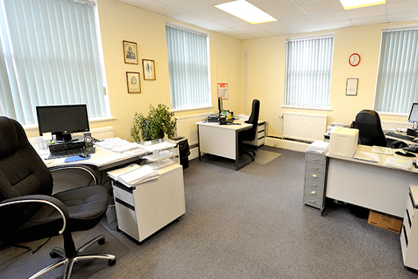 The Office Cleaners - Janitorial Services - Office Building Image